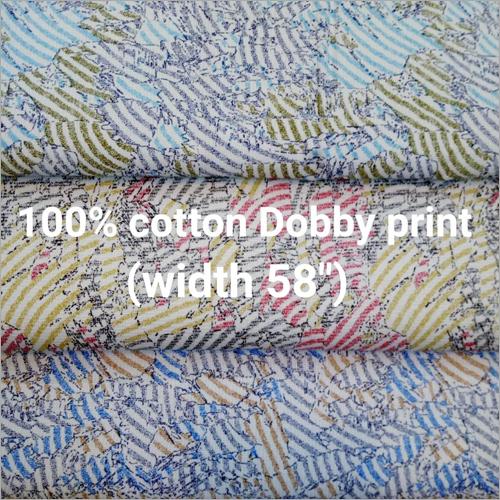 Dobby Shirting Cotton Fabric