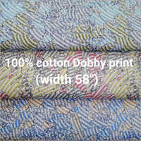 Dobby Shirting Cotton Fabric