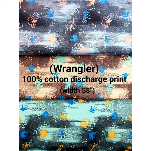 Printed Shirting Fabrics