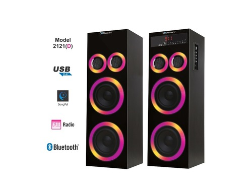 2.0 Multimedia Tower Speaker