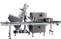 Online Screw Capping Machine