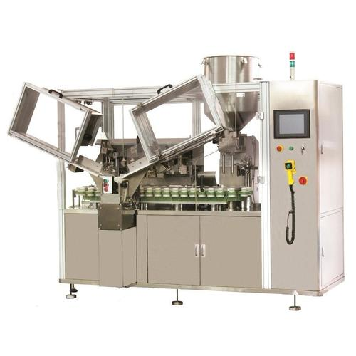 Linear Tube Filling & Sealing Machine