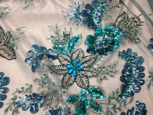 Bead Embroidery Work
