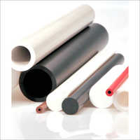 Virgin And Filled PTFE Pipe