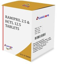 Ramipril and Hydrochlorothiazide  tablets
