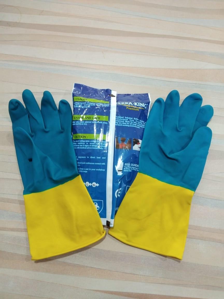 Ferra King Industrial Rubber Gloves