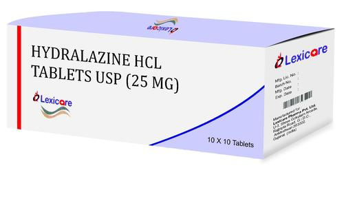 Hydralazine Tablets