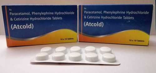 Anti Cold Tablets In Ahmedabad, Gujarat - Dealers & Traders