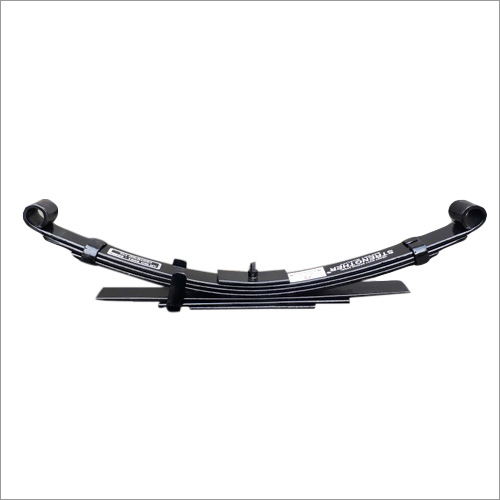 Double Leaf Spring Suspension