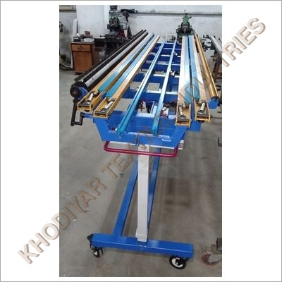 knitting Machine Dressing Frame