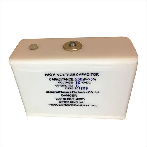 Capacitor 30kV 50nF,HV Pulse Discharge DC Capacitor 30kV 0.05uF