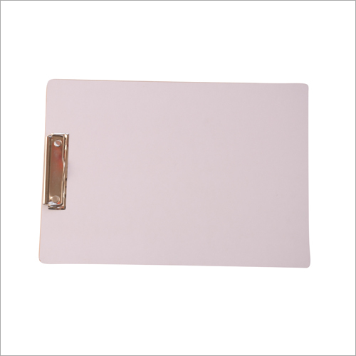 White Sunmica Clipboard