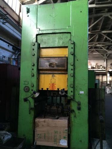 Russian Knuckle Joint Extrusion Press Stanko