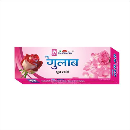 Rose perfumed Dhoop Stick