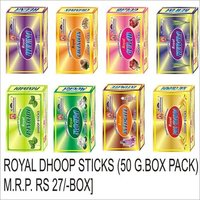 ROYAL SCENTED DHOOP STICK