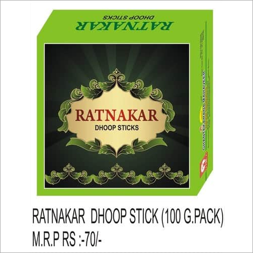 RATNAKAR DHOOP STICK