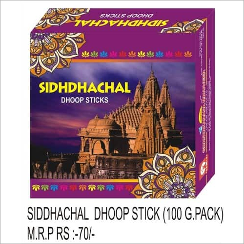 SIDHACHAL DHOOP STICK