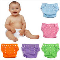Colorful Baby Diaper