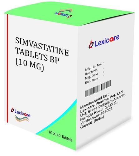 Simvastatine Tablets