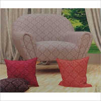 Damask Embossed Fabric