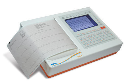 6 Channel ECG Machine(35,000)