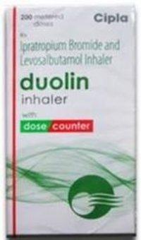 Combivent Inhaler