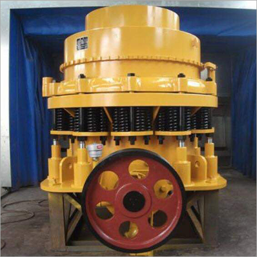 Crusher Spare Parts Machine