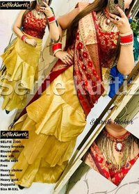 Traditional Lehga Choli Girls