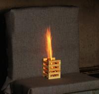 Fire Retardant Wadding