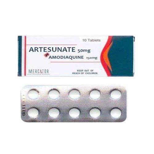 Artesunate Amodiaquine Tablets