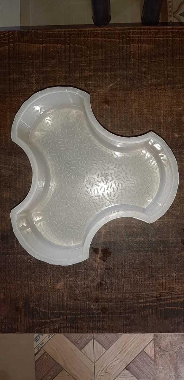 Plastic Paver Tiles Moulds