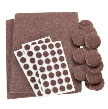 FLOOR PROTECTIVE ADHESIVE FELT PADS