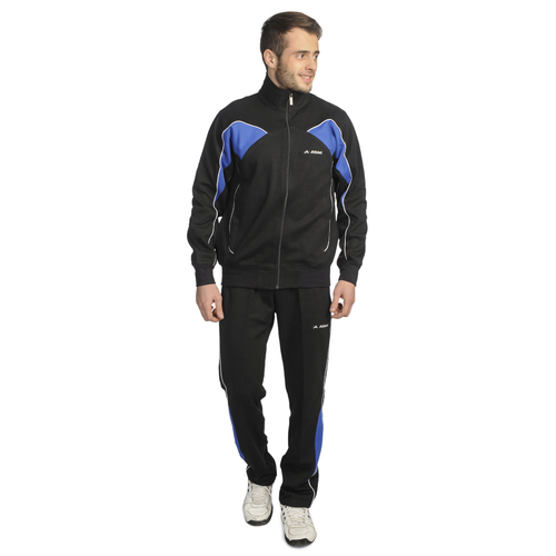 Mens Cotton Tracksuit (Black)