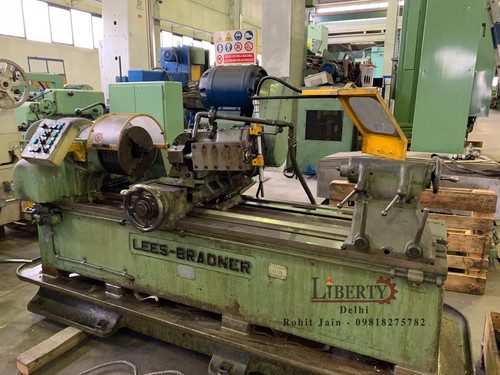 Lees Bradner Thread Milling Machine