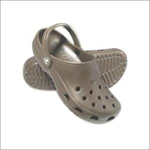 Grey Footwear Rubber