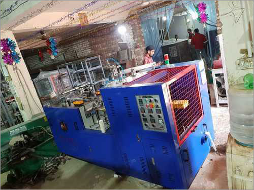 Heavy Duty Paper Cup Making Machine
