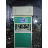 Single cavity Aluminium Foil Container Making Machine