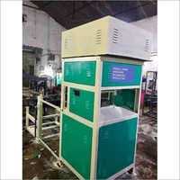 Double Cavity Aluminum Foil Container machine