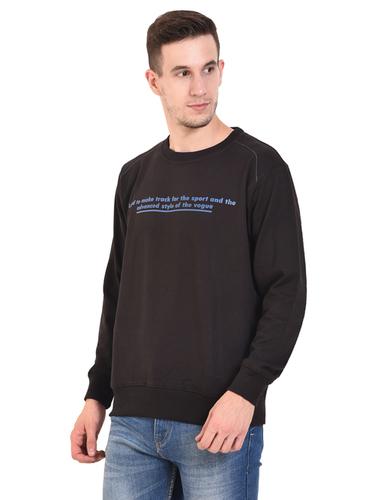 Mens Sweat Shirt (Black)