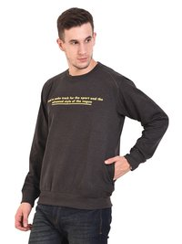 Mens Sweat Shirt (Anthra)