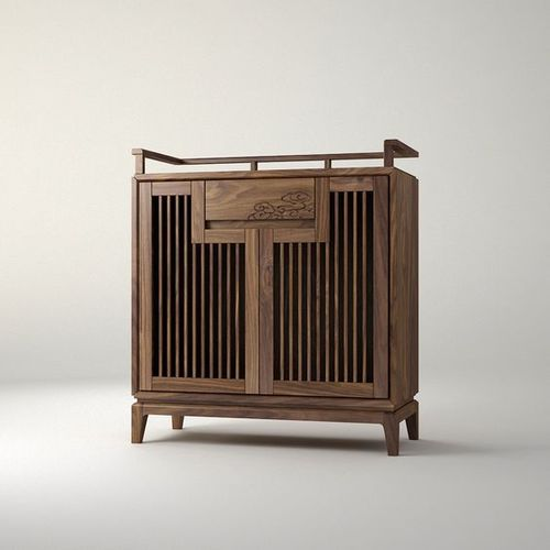 Door Cage Sideboard