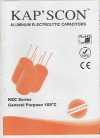 Aluminium Electrolytic Capacitor