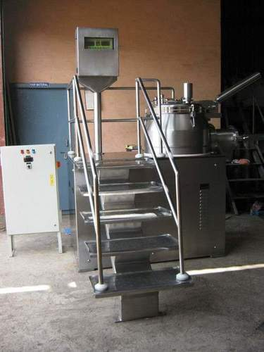 RAPID MIXER GRANULATOR/ HIGH SHEAR MIXER