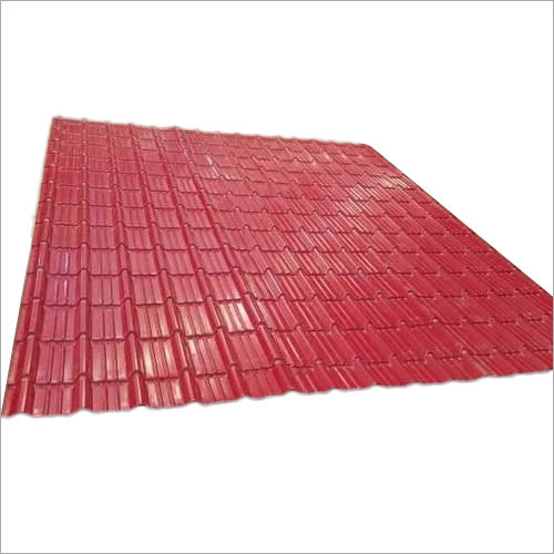 Roofing Tile Profile Sheet