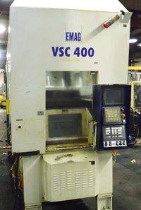 EMAG VSC 400 CNC Vertical Turning Centre