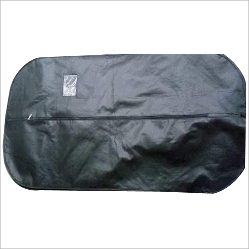 Sherwani cover in nonwoven fabric with window