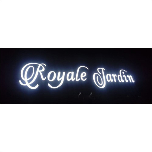 Acrylic LED Sign Boards