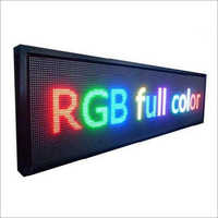 LED Display Sign Board