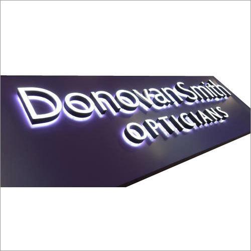 LED Acrylic Letter Signage Board