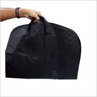 Suitcover nonwoven fabric with Patti & handle with belt & foam handle
